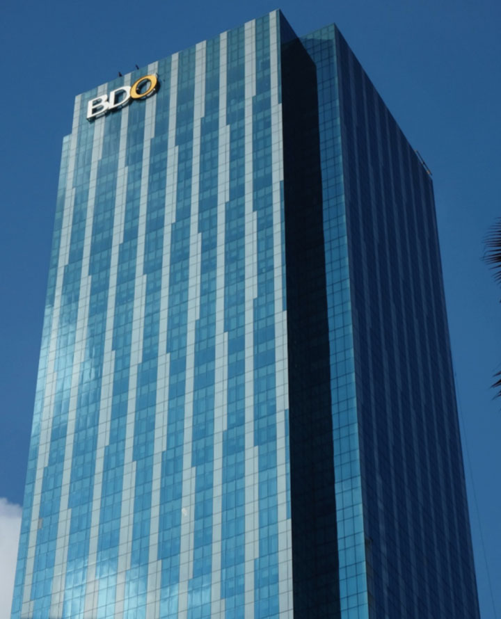 BDO Tower, Manila, Philippines