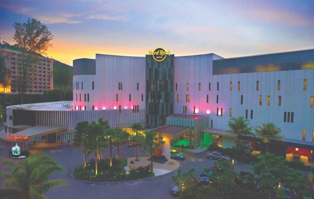 Hard Rock Hotel, Malaysia