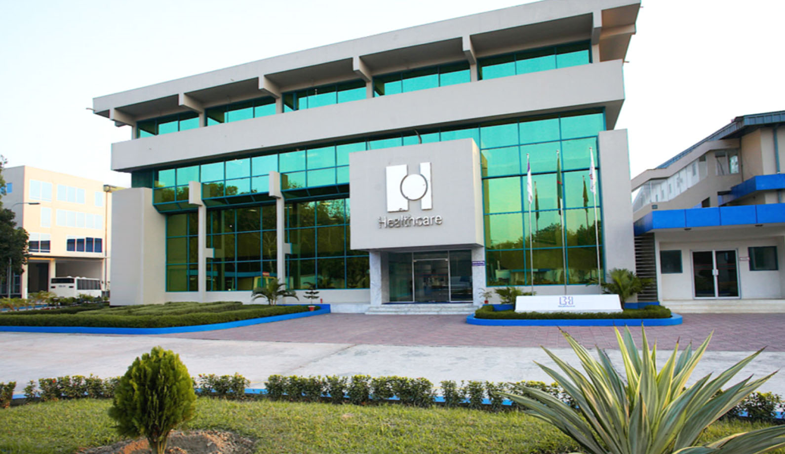 Healthcare Pharmaceuticals Ltd, Bangladesh