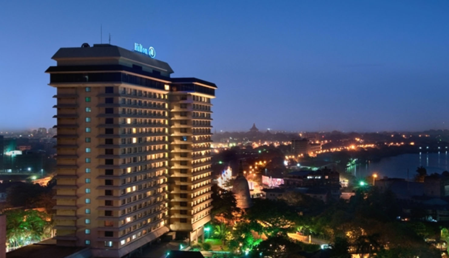 Hilton Hotel, Sri Lanka