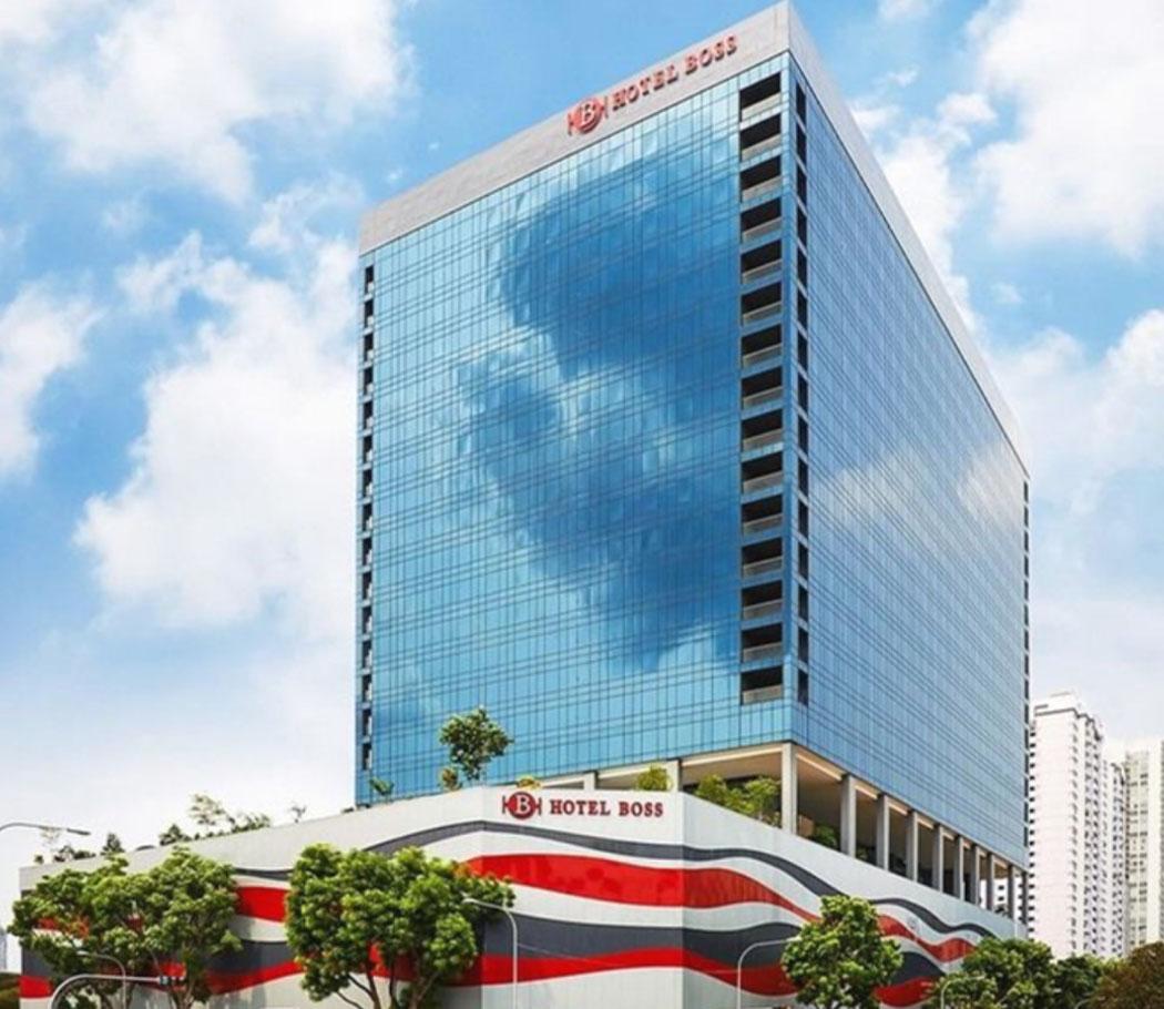 Hotel Boss, Singapore