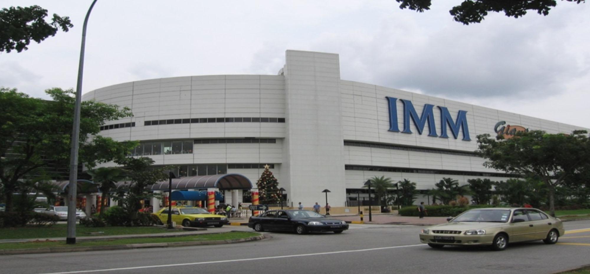 IMM, Singapore