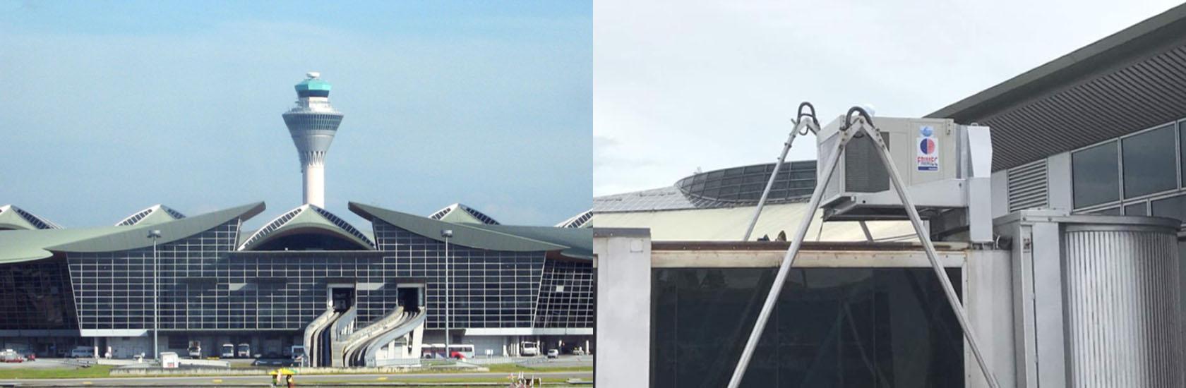 Kuala Lumpur International Airport, Malaysia