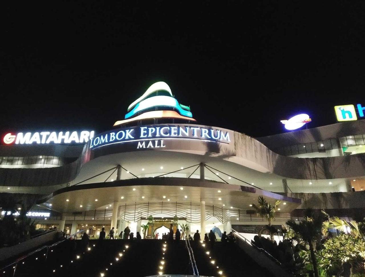 Lombok Epicentrum Mall, Indonesia