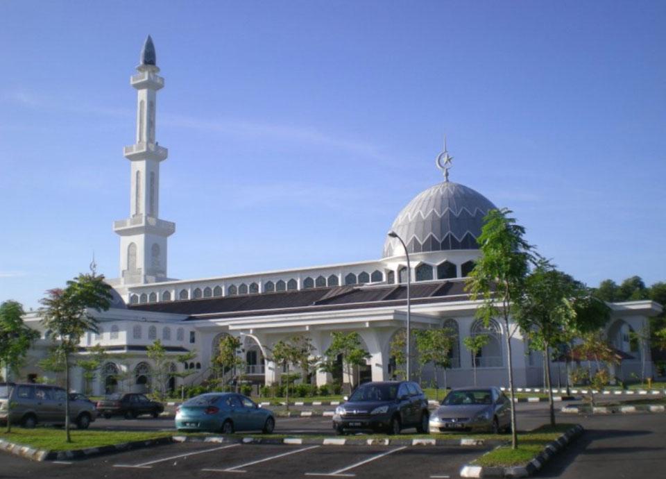 Masjid Penjara Kajang, Malaysia