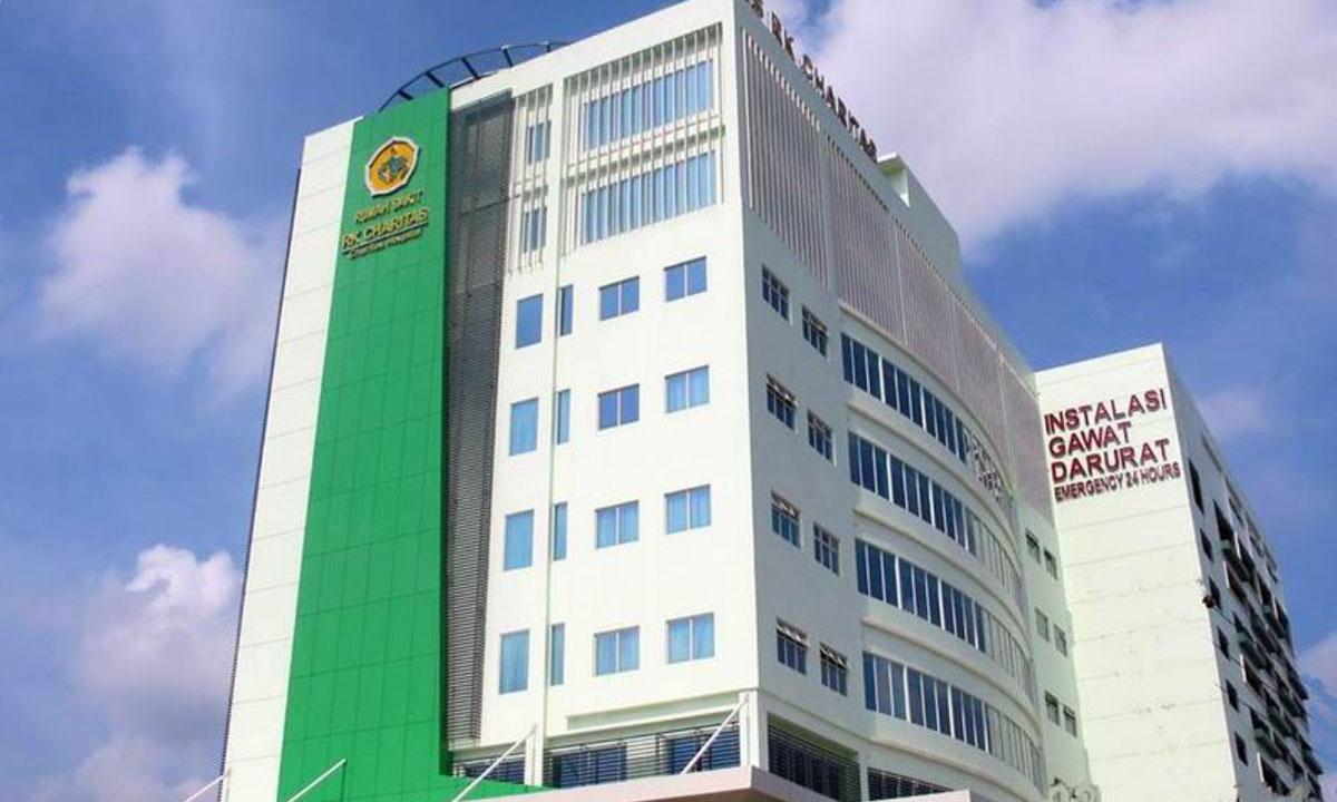 Rumah Sakit Charitas, Indonesia