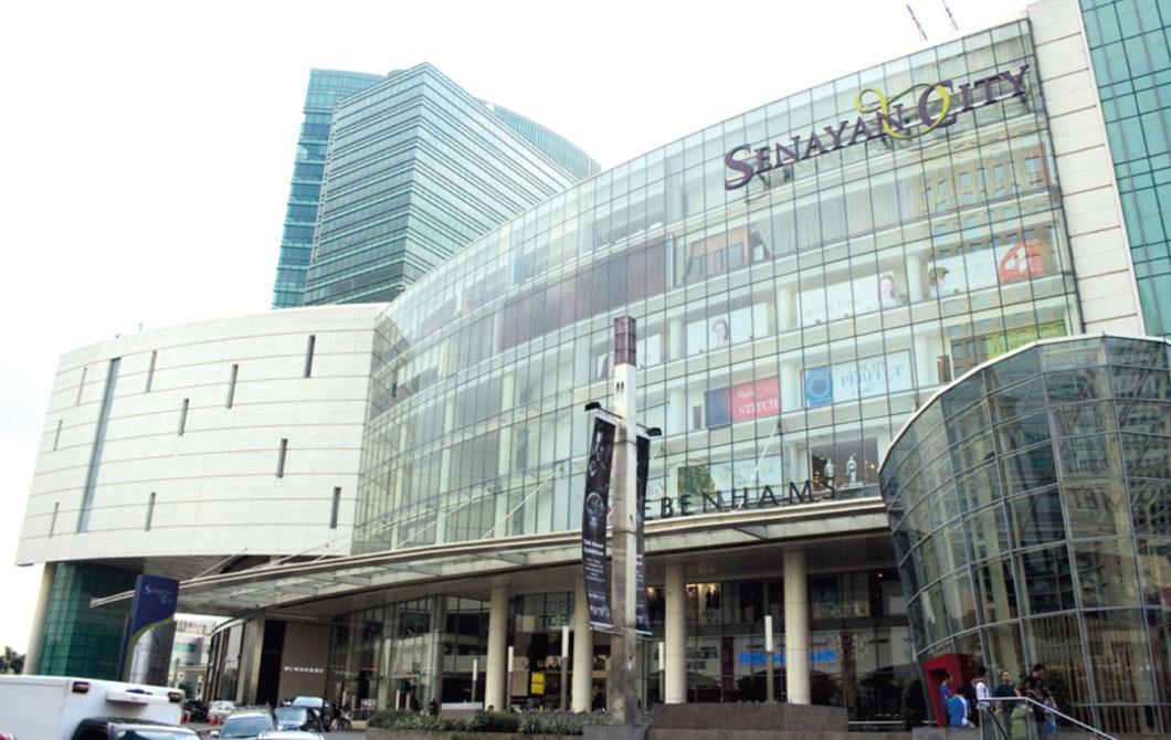 Senayan Square Hotel Complex, Indonesia