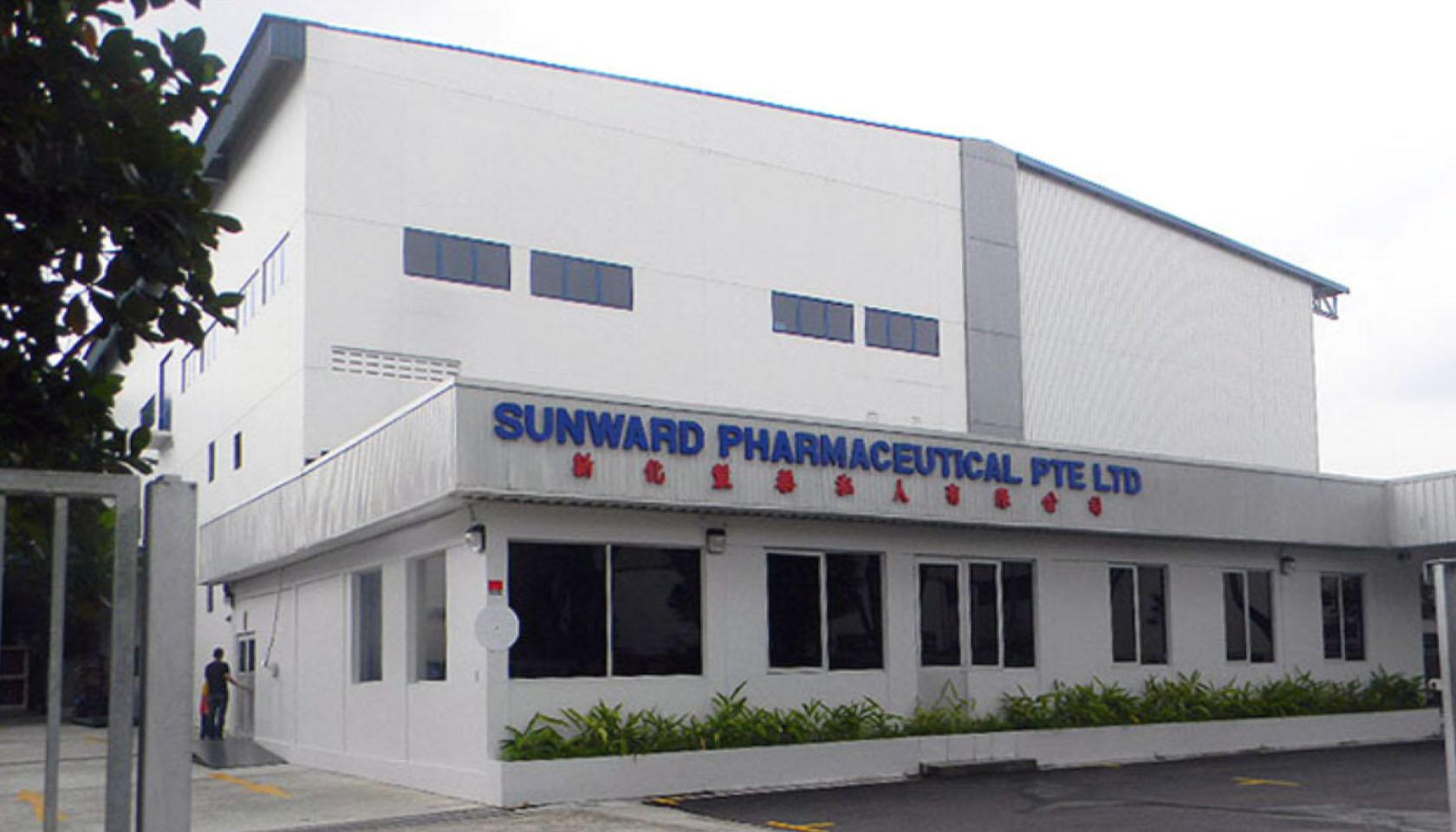 Sunward Pharmaceutical Sdn. Bhd. , Malaysia