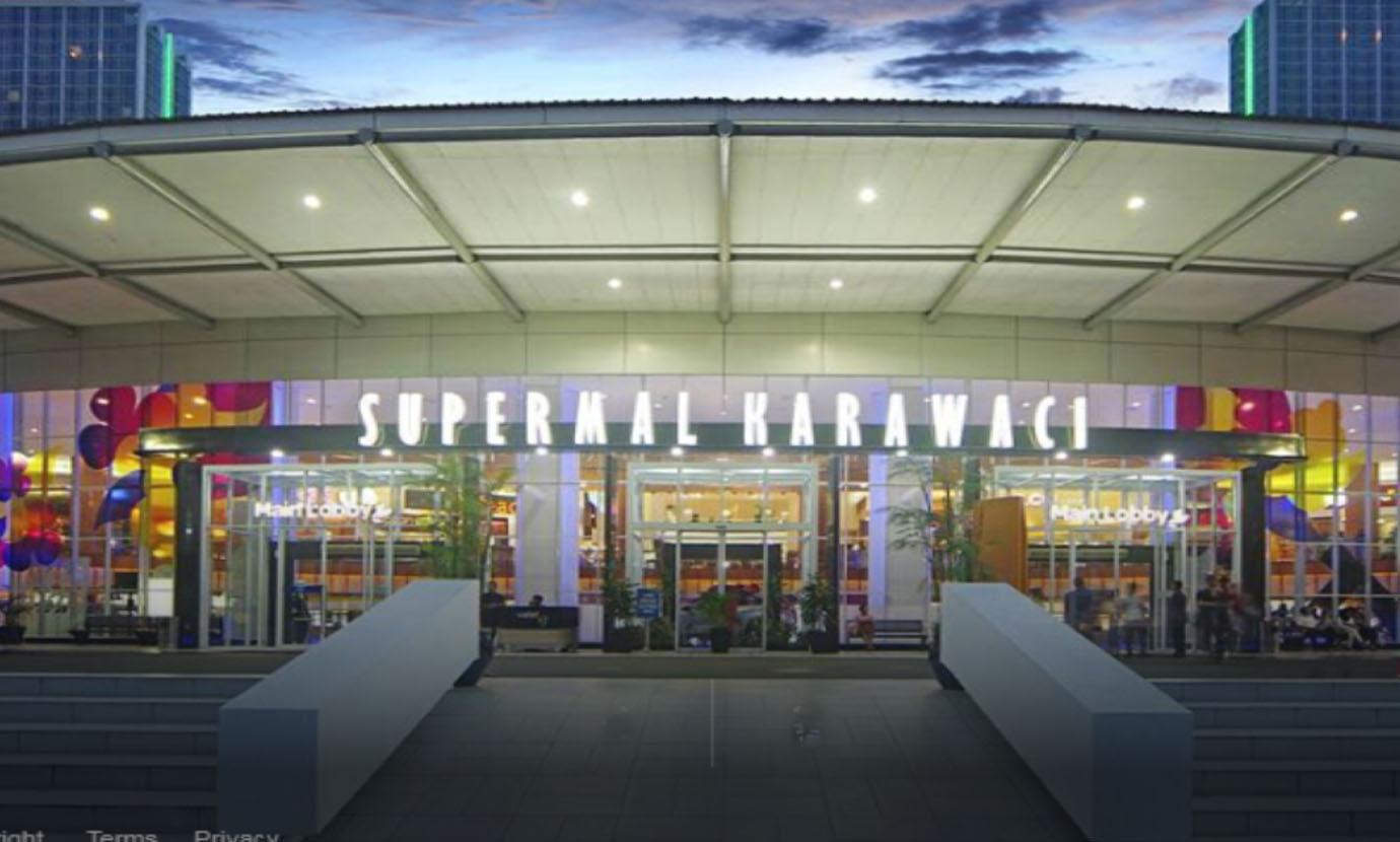 Supermall Karawaci, Indonesia