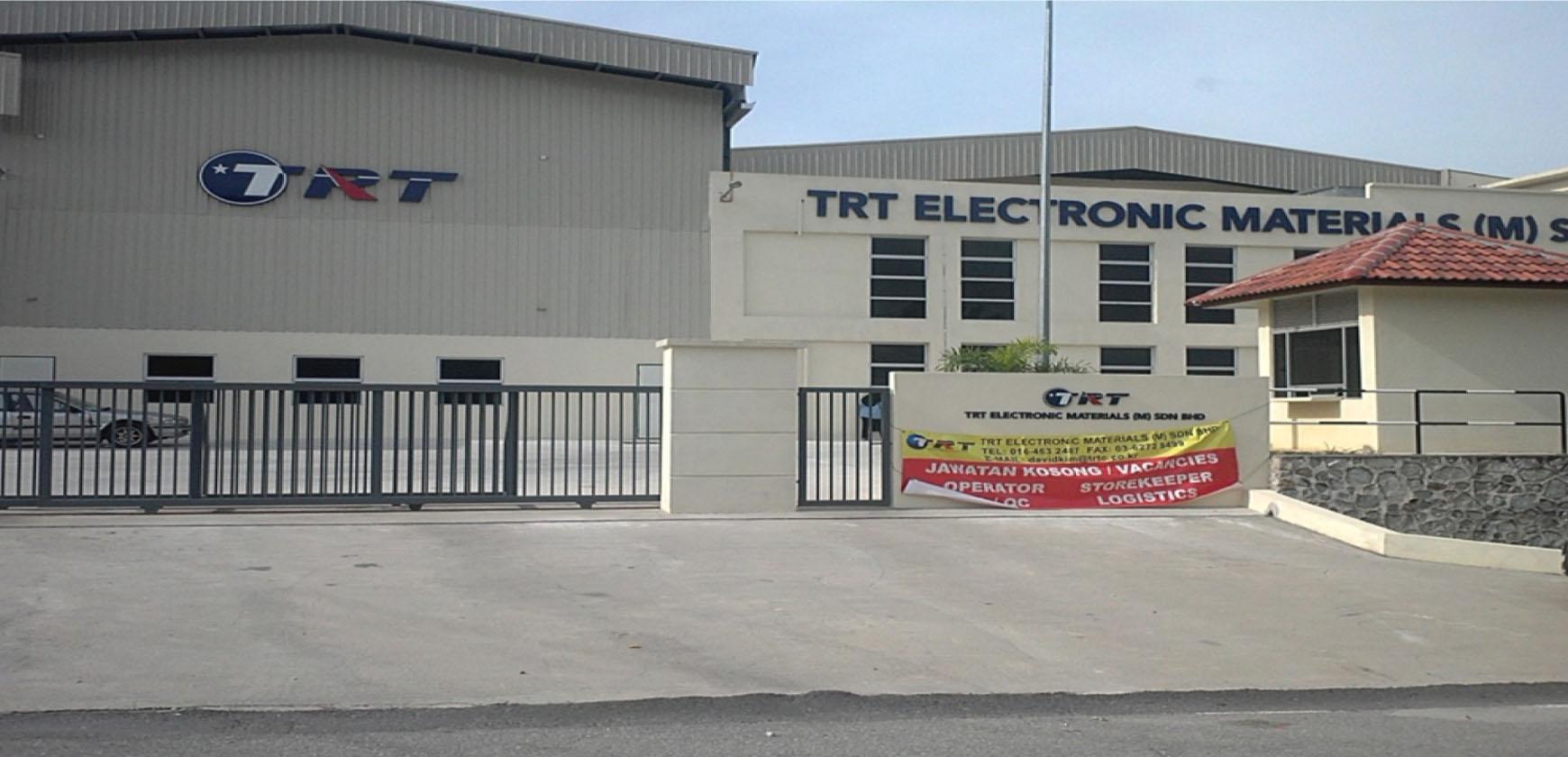 TRT Factory, Malaysia